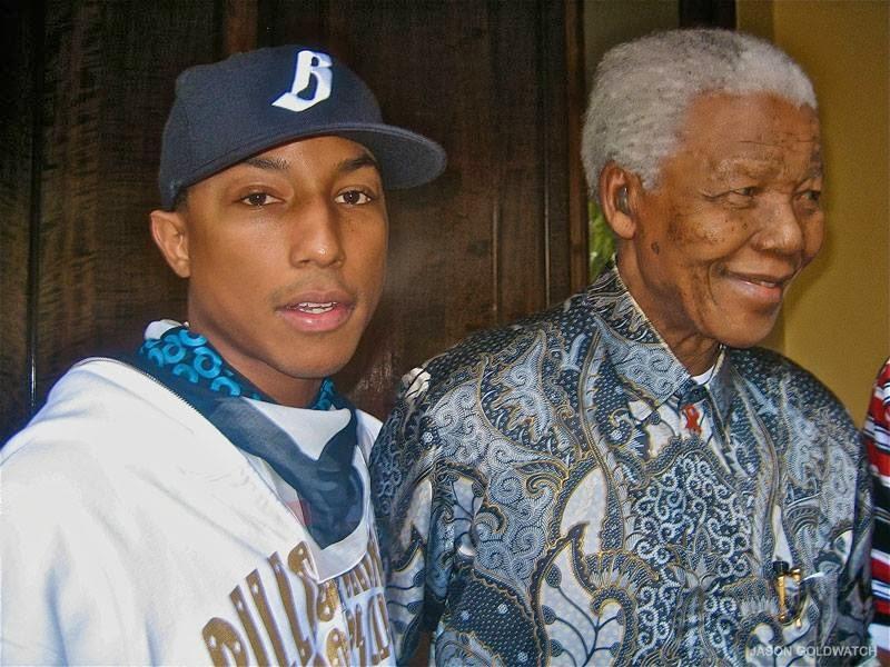 Pharrell Williams 1980 Pharrell Williams  amp Nelson