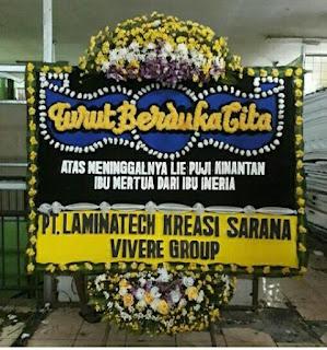 Karangan Bunga Di Matraman Jakarta Timur