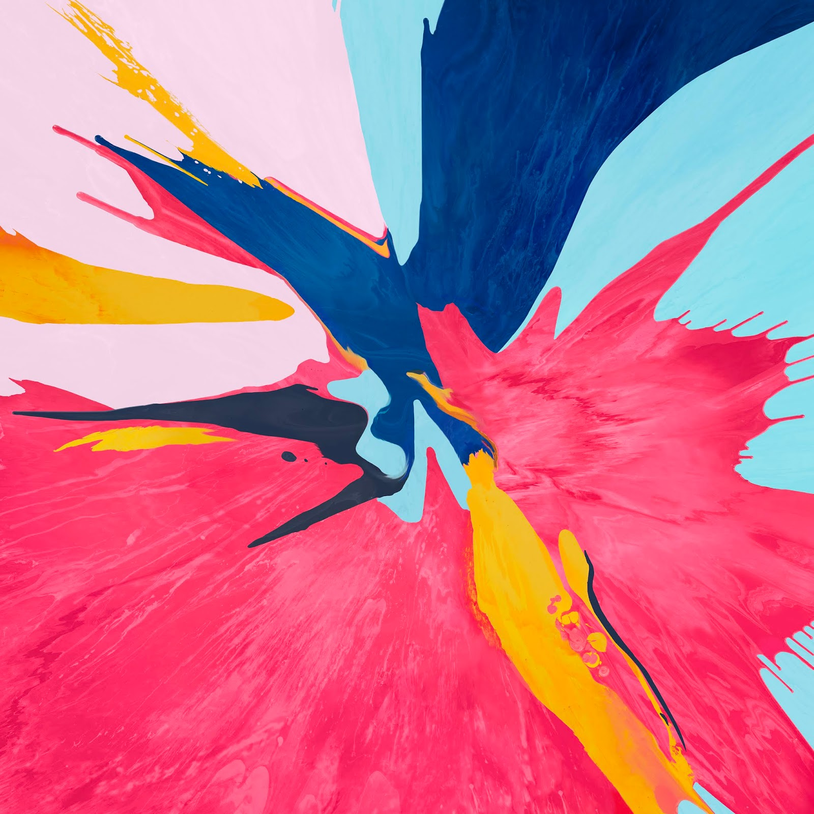 Download The New iPad Pro wallpapers in HD and 4K for your