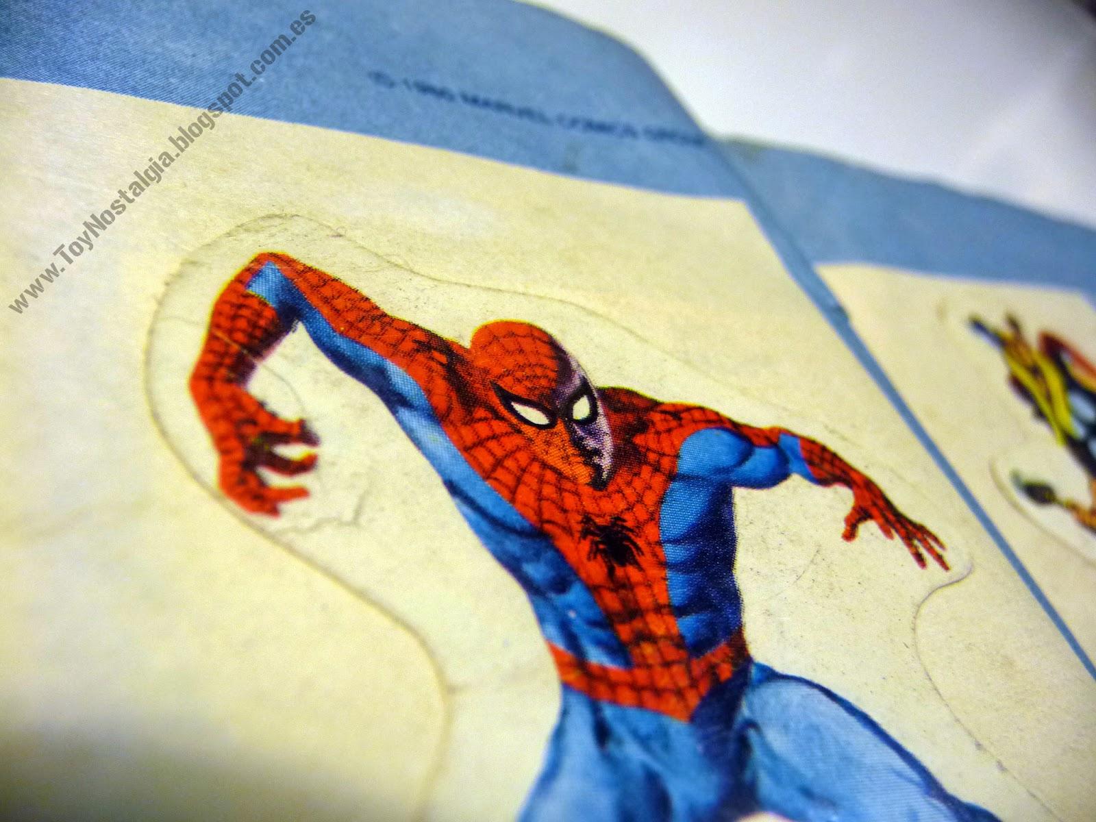 Colección Superhéroes Marvel. 1981