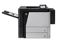 HP LaserJet M806dn Driver Download