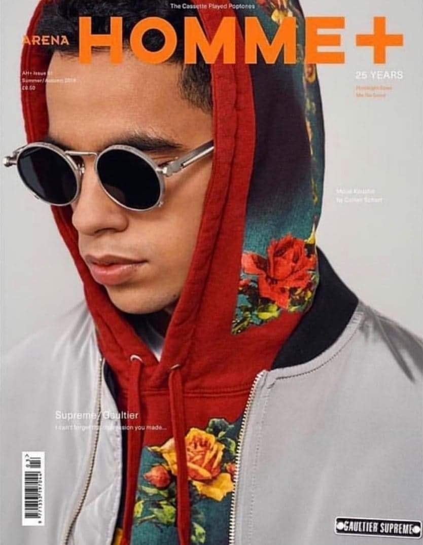OPOLOP POPPY: Arena Homme+ : S/S 2019 'Gaultier Supreme'