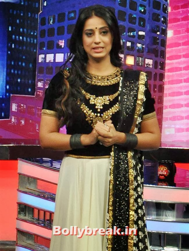 Mahi Gill, Mahi Gill Promotes Gang of Ghosts on 'Mad in India'