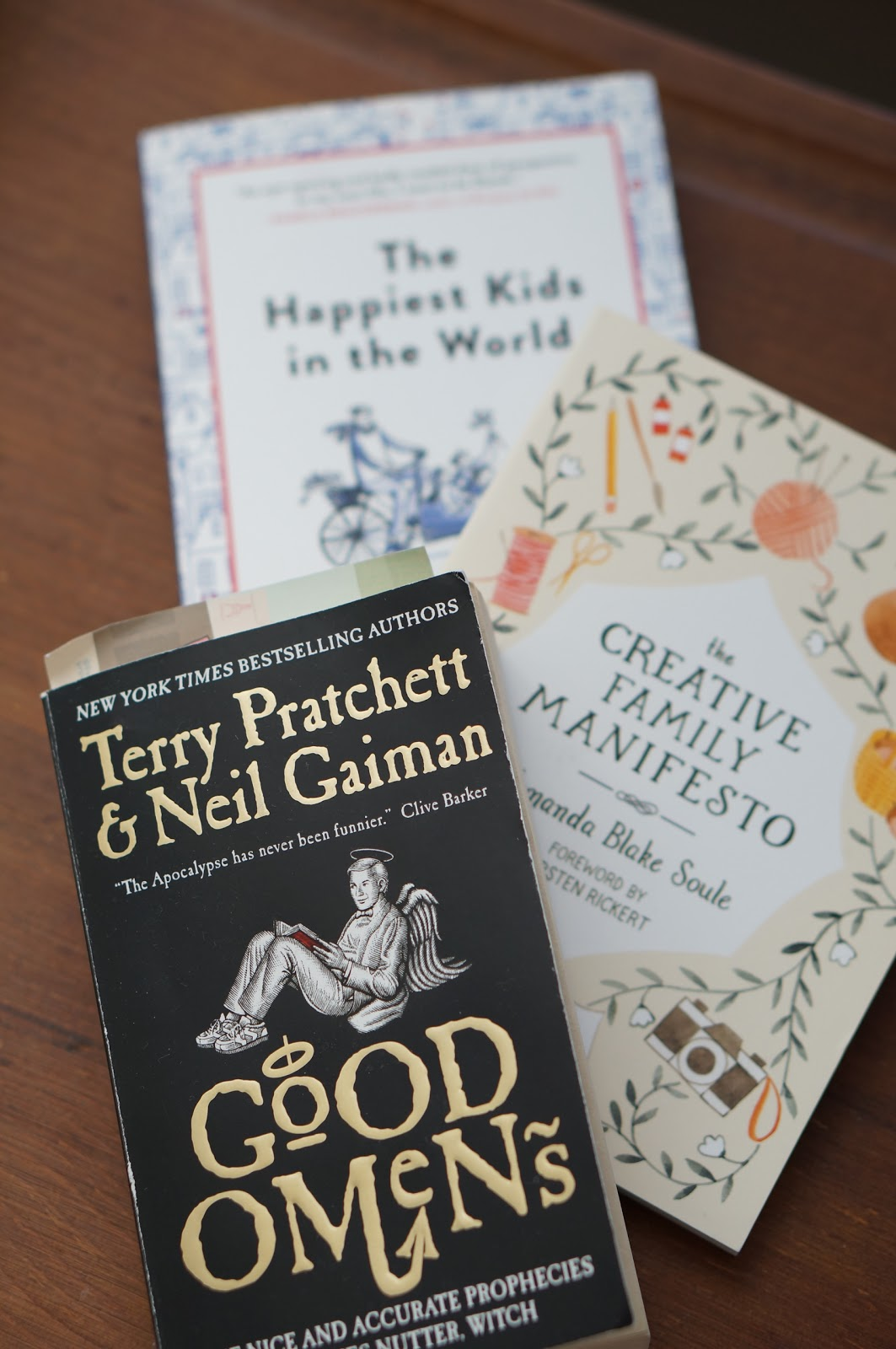 North Carolina style blogger Rebecca Lately shares her current reads.  Read more now!
