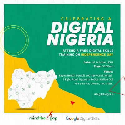 Google Digital Skills Owerri