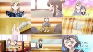 Joshikausei - Episódio 04