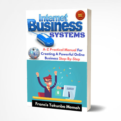 Secret Money Book Internet Business Systems By Francis Tokunbo