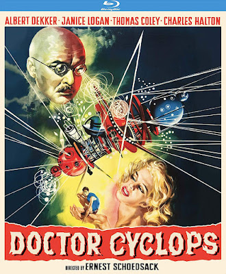 Doctor Cyclops 1940 Bluray