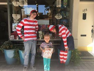 Waldo, Christkind und Wendy
