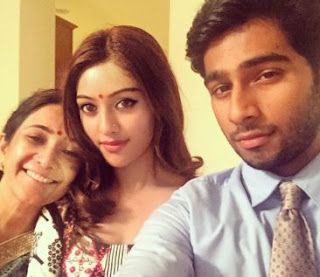 Anu Emmanuel Family Husband Parents children's Marriage Photos