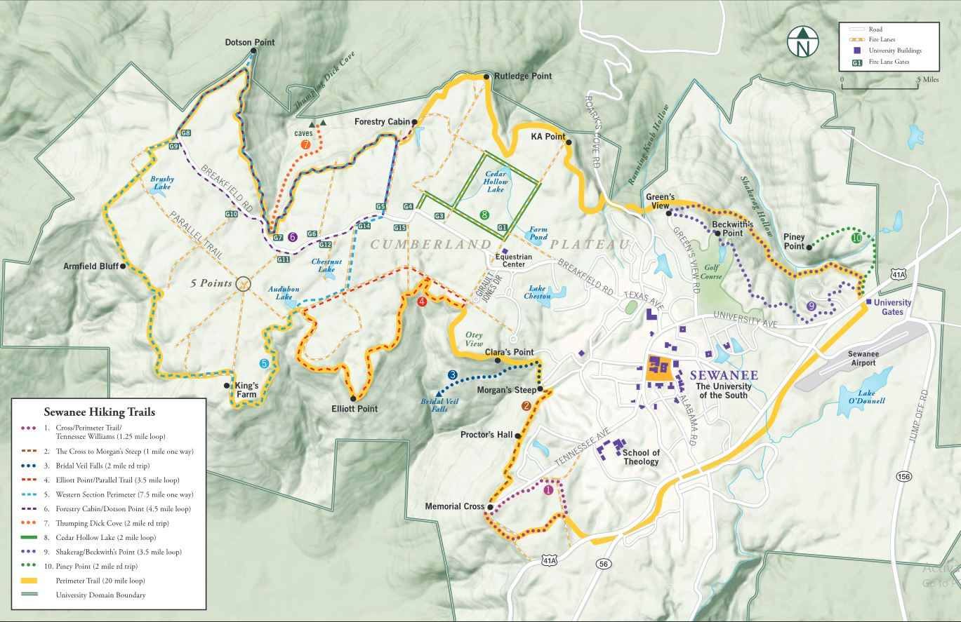 Tew\'s Life on the Cumberland Plateau: Exploring the Sewanee ...