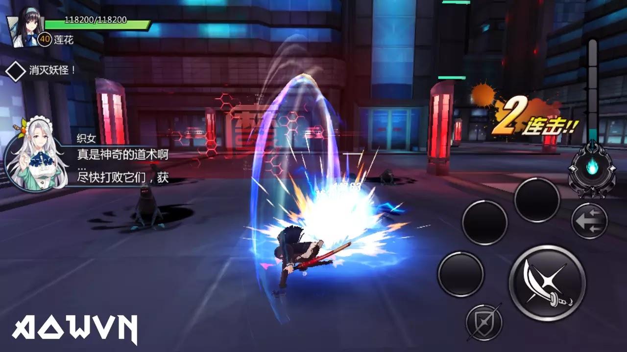AowVN%2B%25287%2529 - [ ONLINE ] Extradimensional War Kyi | Android & IOS - Game anime chặt chém cực hay + Update cách đăng kí game