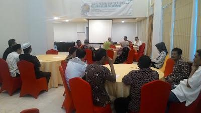 Profesor Lincoln: ISEI Lampung Riset Masalah Pertanahan dan Segala Aspeknya