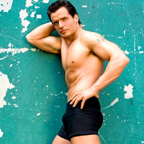 Antonio sabato jr underwear much