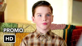 "Young Sheldon Episódio 2x18 ""A Perfect Score and a Bunsen Burner Marshmallow"" (HD)"
