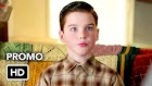 "Young Sheldon Episódio 2x18 ""A Perfect Score and a Bunsen Burner Marshmallow"" (HD)"
