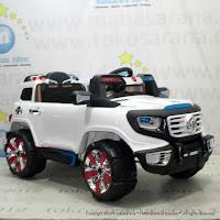 Mobil Mainan Aki Pliko Jeep Lover