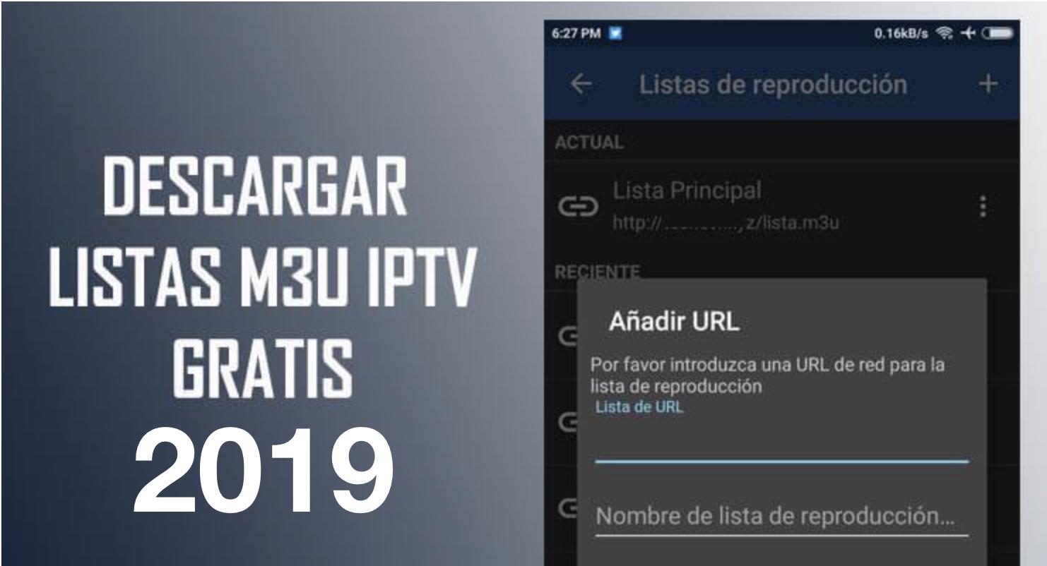 IPTV Actualizados Para Este 2019