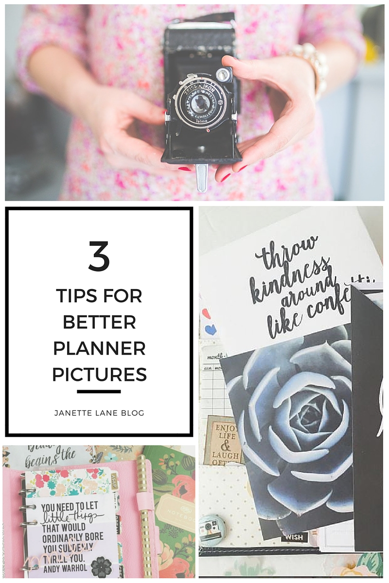 planner pictures