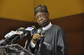 Viral: What was Lai Mohammed doing in the burial ground?