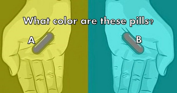 TEST YOURSELF: What Is Your Age Based On How You See Colors?