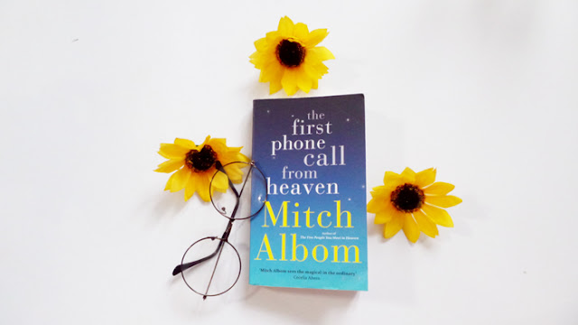 The First Phone Call From Heaven books mitch albom quotes quote of the day