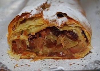 В Австрии пекут превосходные пироги и печенье