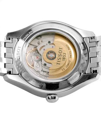 Giá của đồng hồ Tissot Chemin des Tourelles lộ cơ