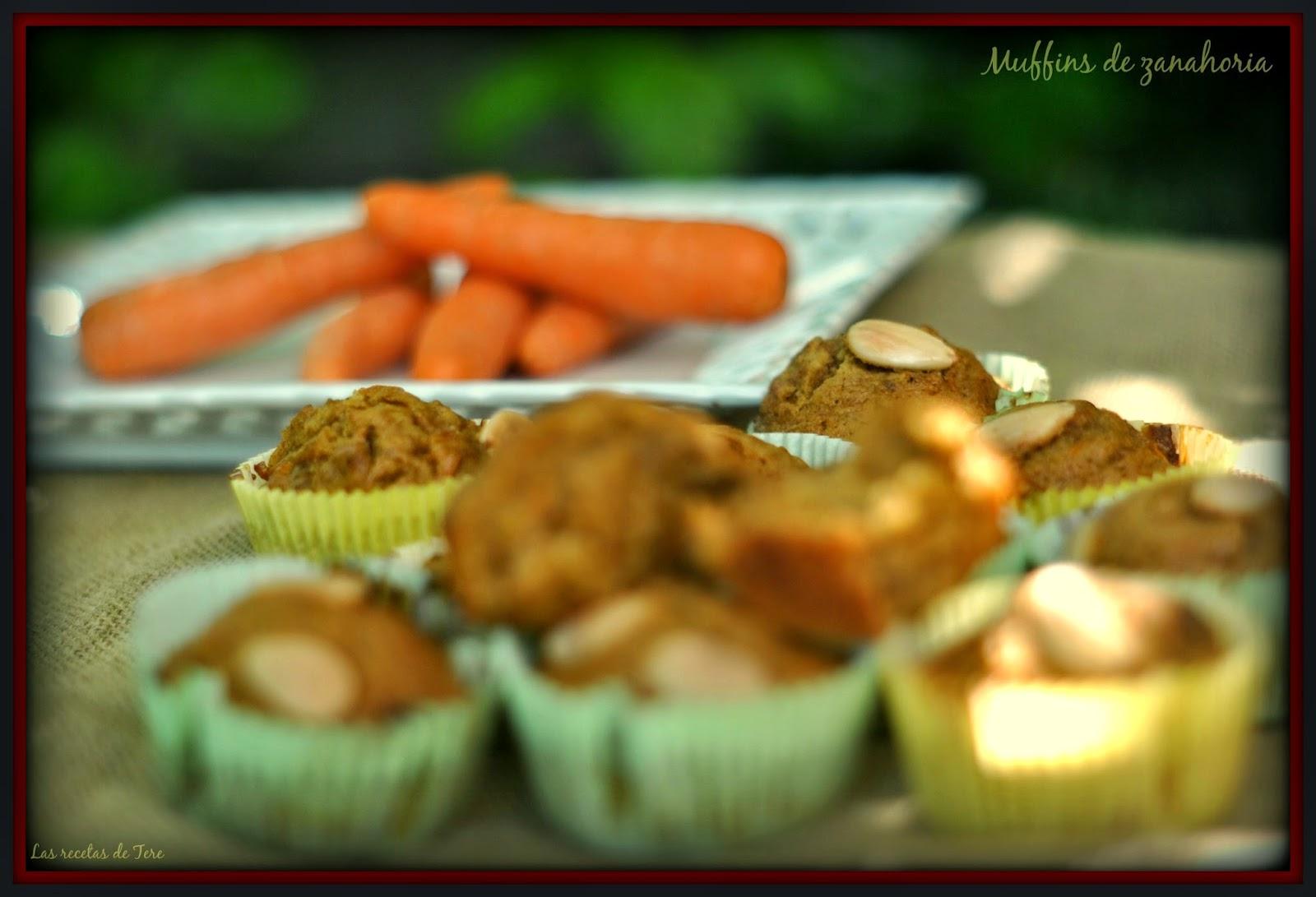 Muffins de zanahoria 06