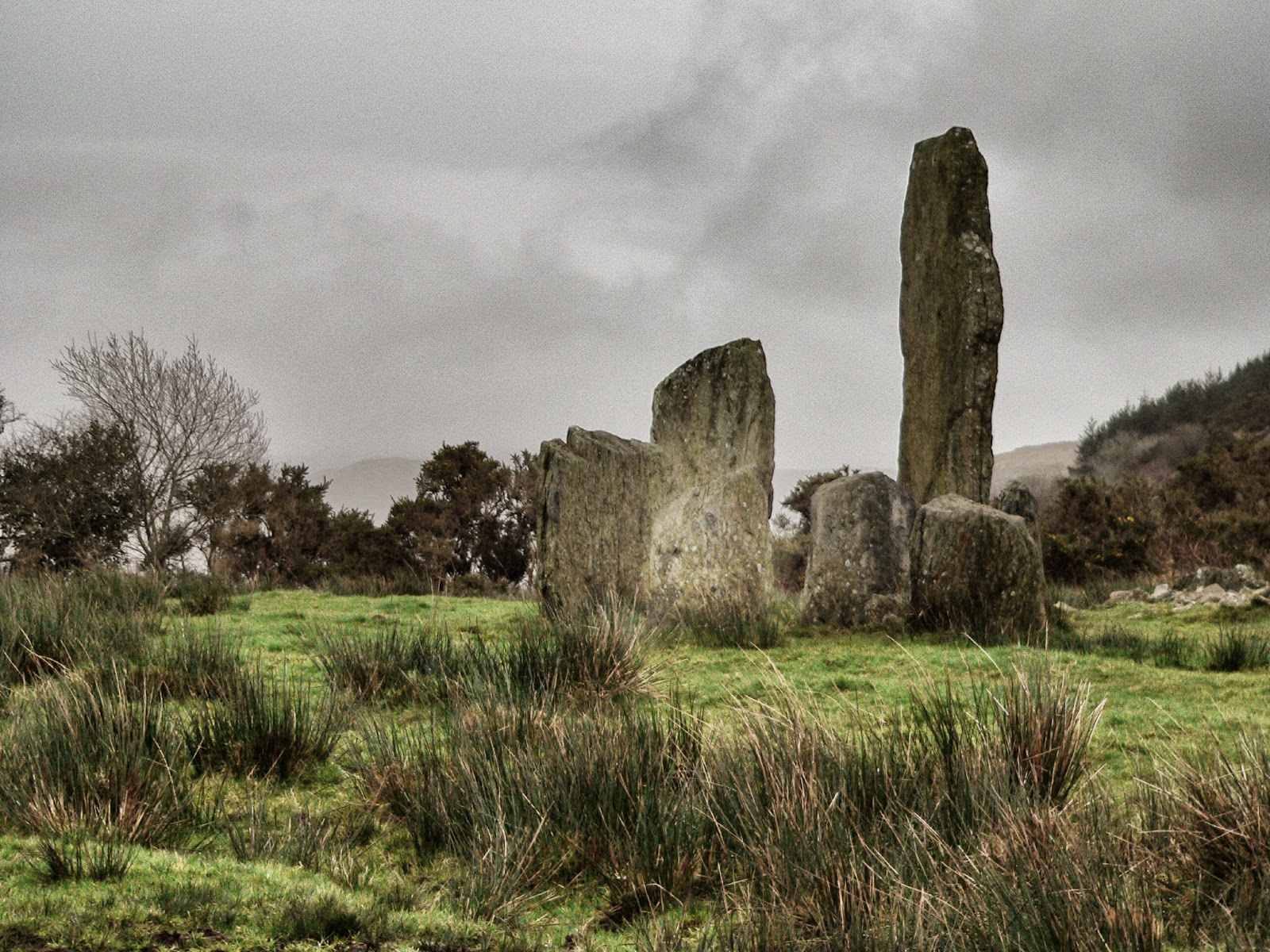 places thin sacred earth ireland mystical stone circle irish place county cork energies rain spring matters stones feis workshops language