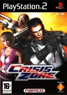 Crisis Zone PAL PS2