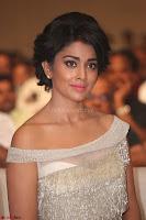 Shriya Saran in Stunning White Off Shoulder Gown at Nakshatram music launch ~  Exclusive (75).JPG