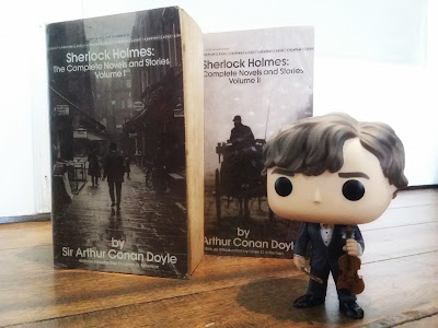 Mr. Holmes and his complete works and stories