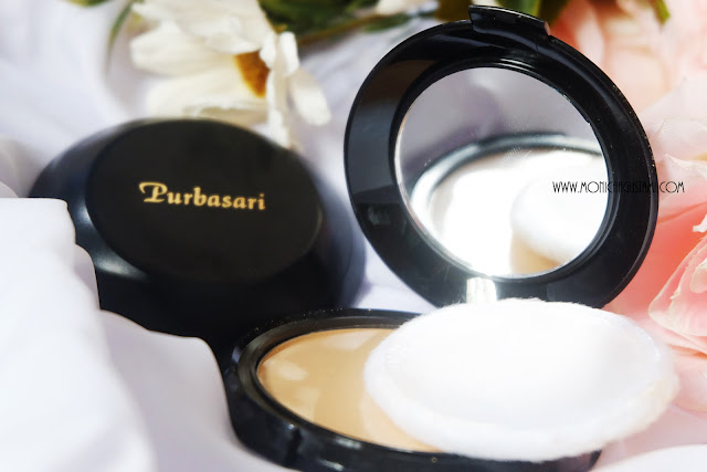 review Purbasari oil control high matte powder