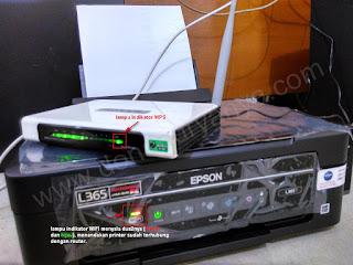 Cara Setting Wifi Printer Epson L365 pada Windows dan