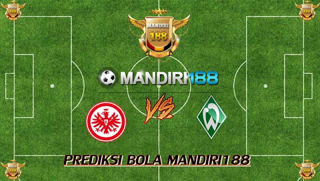 AGEN BOLA - Prediksi Eintracht Frankfurt vs Werder Bremen 4 November 2017