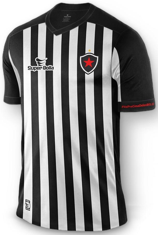 00a13776a3dd5 Super Bolla lança novas camisas do Botafogo da Paraíba - Show de Camisas