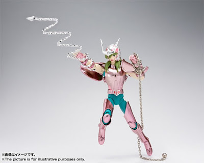 Myth Cloth Andromeda Shun Revival Edition - Tamashii Nations