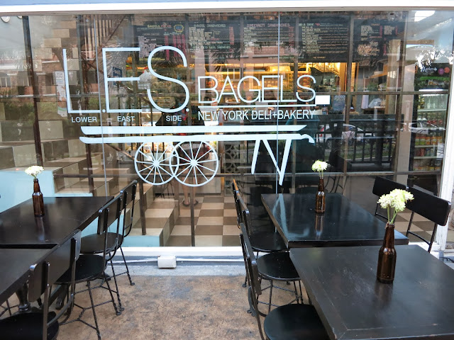 L.E.S. Bagels New York Deli + Bakery