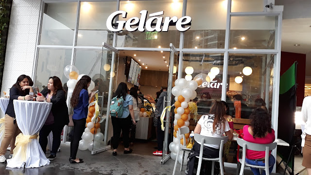 Gelare Dessert Cafe Opens Philippine Flagship in Uptown BGC