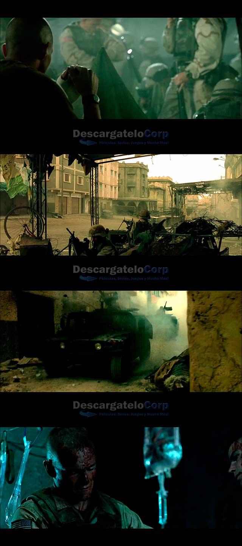 La Caida del Halcon Negro (2001) HD 1080p Latino