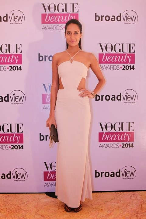 Fashion Hits And Misses At The Vogue Beauty Awards