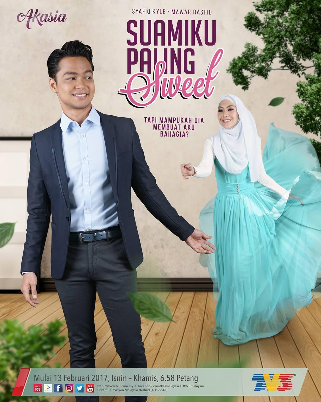 Tonton Drama Suamiku Paling Sweet Episod 17