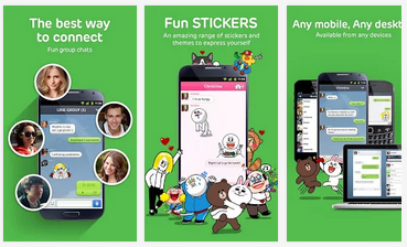 line download android