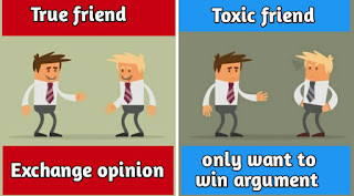 Difference in true friends and toxic friends ,Arightguide ,true friends,toxic friends