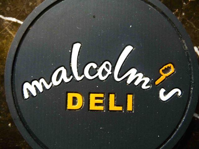 Malcolm's rubber coaster