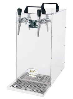 Beer dispenser machine