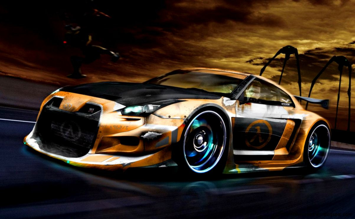 3d Cars Hd Wallpapers: Cool HD Wallpapers