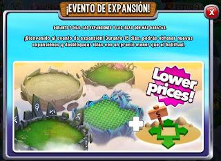 imagen de la semana de expansion de dragon city