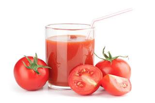 Bel yağlanması için domates suyu